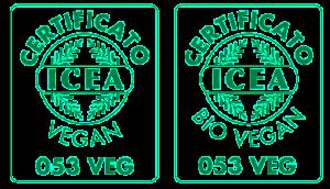 icea-vegan-bio-vegan認証マーク